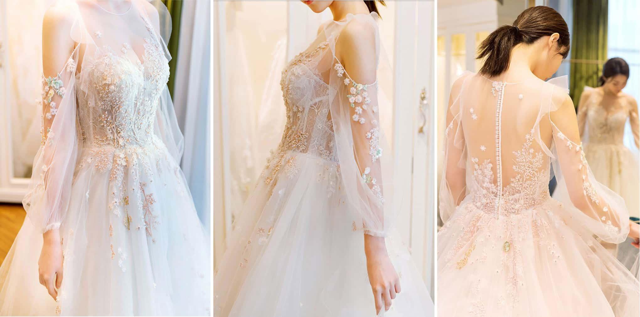 CAMA WEDDING – Địa chỉ may váy cưới đẹp ở Sài Gòn
